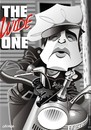 Cartoon: Wild One (small) by spot_on_george tagged marlon,brando,the,wild,one