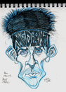Cartoon: Ben Stiller Caricature (small) by McDermott tagged zoolander,benstiller,comedy,movies,actors,actor,pencil,sketchbook,mcdermott,new
