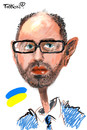 Cartoon: ... (small) by to1mson tagged jaceniuk,ukraine,ukraina