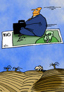 Cartoon: ... (small) by to1mson tagged money,geld,pieniadz,schmieren,lapowka