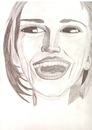 Cartoon: julia roberts (small) by paintcolor tagged julia,roberts,actres,famous,hollywood