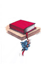 Cartoon: Buch22 (small) by Mehmet Karaman tagged buch