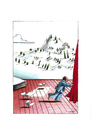 Cartoon: Landschaft4 (small) by Mehmet Karaman tagged landschaft4