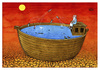 Cartoon: Ark of Noah (small) by Makhmud Eshonkulov tagged noah,ark