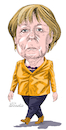 Cartoon: Angela Merkel-Germany. (small) by Cartoonarcadio tagged merkel germany europe chancellor
