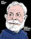 Cartoon: Lula Da Silva-Brazil. (small) by Cartoonarcadio tagged lula brazil latin america politicians elections