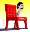 Cartoon: Maduro in his the final hours. (small) by Cartoonarcadio tagged maduro,venezuela,communism,latin,america