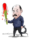 Cartoon: Ortega nicaraguan president (small) by Cartoonarcadio tagged ortega nicaragua dictator politician latin america central
