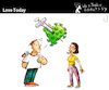 Cartoon: Love Today (small) by PETRE tagged love covid19 coronavirus pandemic vaccine