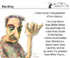Cartoon: Ran King (small) by PETRE tagged personalities masters