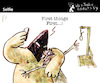 Cartoon: Selfie (small) by PETRE tagged selfie,socialnets,executioner,rope,deathpenalty