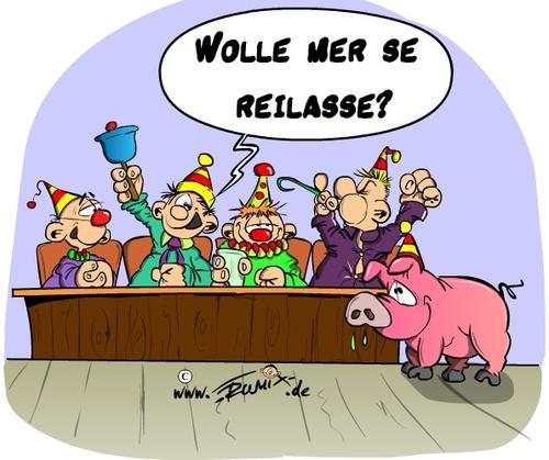Wolle Mer Se Reilasse De Trumix Pol 237 Tica Cartoon Toonpool