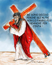 Cartoon: VIA CRUCIS (small) by Grieco tagged grieco,via,crucis