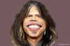 Cartoon: Steven Tyler -Aerosmith- (small) by nommada tagged steven,tyler,aerosmith