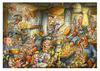 Cartoon: L arolay restaurant Val d Isere (small) by Nick Lyons tagged restaurant,val,isere,nick,lyons,cartoonist