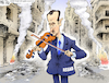 Cartoon: Bashar al-Assad (small) by Amir Taqi tagged bashar