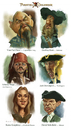 Cartoon: pirates of the caribbean (small) by Amir Taqi tagged pirates of the caribbean