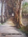 Cartoon: Trees in Saint Annes Park (small) by jjjerk tagged saint,annes,park,dublin,cartoon,caricature,trees,ireland