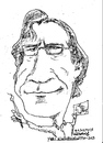 Cartoon: Yuriy Kosobukin 1950-2013 (small) by jjjerk tagged yuriy kosobukin cartoon cartoonist famous people glasses russia russian