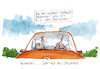 Cartoon: peugeopel (small) by plassmann tagged opel,auto,fusion,peugeot