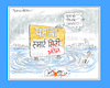 Cartoon: patna flood india bihar (small) by cartoonist Abhishek tagged patna,bihar,india,rain,flood