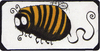 Cartoon: Bee (small) by itsabomb tagged itsabomb,bee