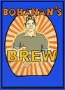 Cartoon: Beer label (small) by tonyp tagged aprons,beer,label,arp,arptoons