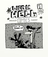 Cartoon: Life is hell (small) by tonyp tagged arp life guard isis arptoons