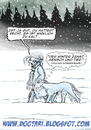 Cartoon: Eiskalt erwischt (small) by dogtari tagged shakespeare,winter,great,dane,deutsche,dogge,spaziergang,schnee,eis,kalt