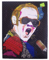 Cartoon: Elton John (small) by juniorlopes tagged elton,john
