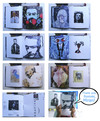 Cartoon: My pages in Grafica magazine (small) by juniorlopes tagged grafica