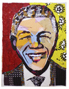 Cartoon: Nelson Mandela (small) by juniorlopes tagged nelson,mandela