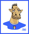 Cartoon: Zambrotta (small) by juniorlopes tagged football