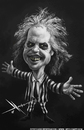 Cartoon: Beetlejuice (small) by Mecho tagged caricature,caricatures,caricatura,caricaturas