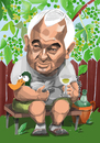 Cartoon: karikatura (small) by ivo tagged wow