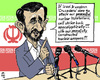Cartoon: Apocalyptically (small) by MarkusSzy tagged iran,ahmadinejad,nuclear,plants,weapons,press,conference,israel