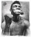 Cartoon: Muhammad Ali by Stephen L Walkes (small) by slwalkes tagged muhammadali,boxing,caricature,cassiusclay