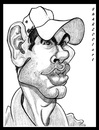 Cartoon: Andy Roddick (small) by shar2001 tagged caricature,andy,roddick,usa,tennis