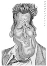 Cartoon: Michael Madsen (small) by shar2001 tagged caricature,michael,madsen