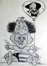 Cartoon: Muammar Gadaffi (small) by mindpad tagged muammar,gadafi