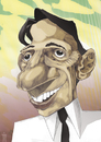 Cartoon: Ivan Illich Caricature (small) by Mattia Massolini tagged ivan,illich,caricature,mattia,massolini,deschooling,society