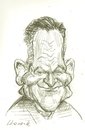Cartoon: ROBIN WILLIAMS (small) by horate tagged actor