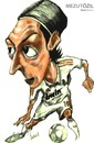 Cartoon: Mezut özil (small) by Arley tagged caricatura,mezut,ozil,real,madrid,özil,futbol,caricature