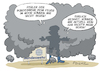 Cartoon: Moorfeuer (small) by FEICKE tagged bundeswehr,feuer,moor,katastrophe