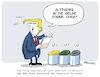 Cartoon: Trump und Regelbuch (small) by FEICKE tagged klima,schutz,un,vereinte,nationen,umwelt,kattowitz,trump,usa,amerika