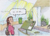 Cartoon: me in a zoo (small) by secretcircle tagged zoo,sandraserra,sandra,serra