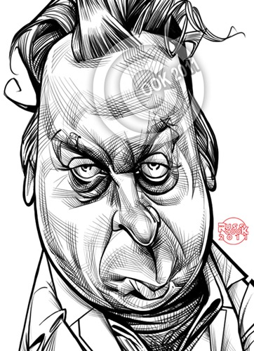 Cartoon: Christopher Hitchens (medium) by Russ Cook tagged marxism,marxist,socialist,labour,trotskyist,trotsky,atheism,atheist,theresa,mother,young,to,letters,great,not,is,god,contrarian,journalist,writing,essay,polemic,public,debate,debater,polemicist,essayist,author,writer,hitchens,christopher