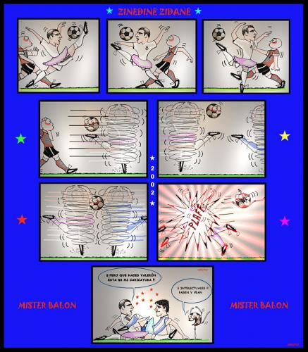 Cartoon: Mister Balon (medium) by misterba tagged balon,dibujos,caricaturas,arbitros,famosos,tiras