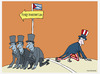 Cartoon: Foreign Investment in Cuba. (small) by martirena tagged foreign,investment,in,cuba