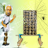 Cartoon: NYERERE DAY (small) by Said Michael tagged tanzania